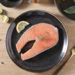 嚴選輪切鮭魚片