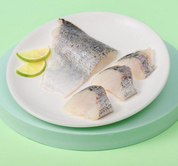 鮮嫩去刺金目鱸魚片